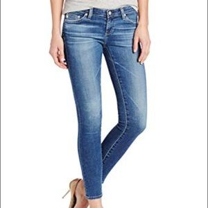 AG Adriano Goldschmeid 26 The Legging Ankle Jean